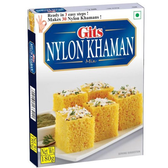 Gits Nylon Khaman Mix 180 g
