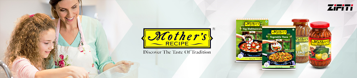 Banner - Mother's Recipe