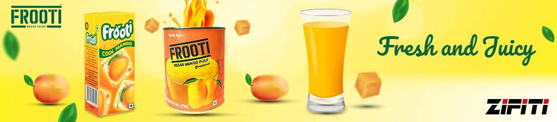 Banner - Frooti