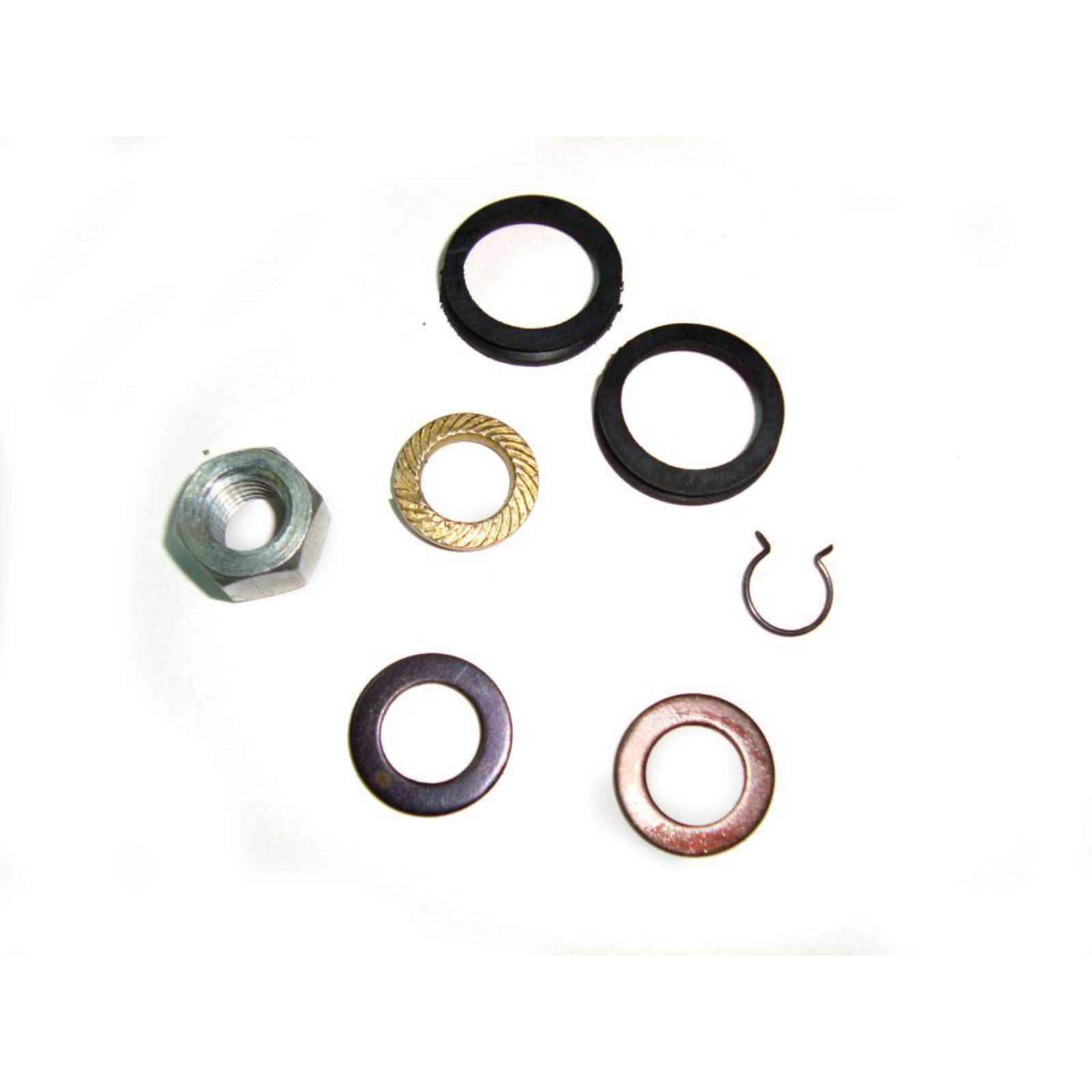 Damper Shock Spring Trunnion Kit Fits Vespa Bajaj VBB VBA Super Sprint150