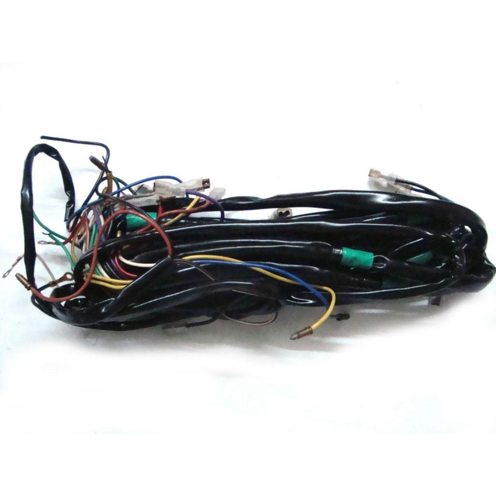 6 Volt Indicator/Blinker Wiring Fits Vintage,Vespa Scooter Harness Models