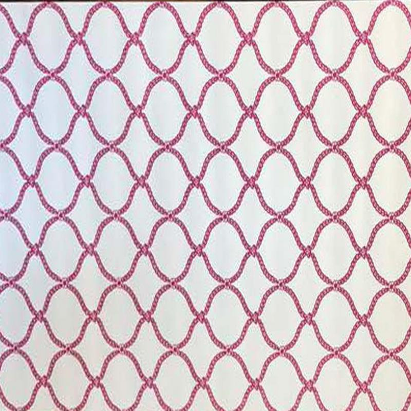 Arihant Design - Thread Shape Made Of Embosed Design With 57Sq.Ft High Quality Wallpaper