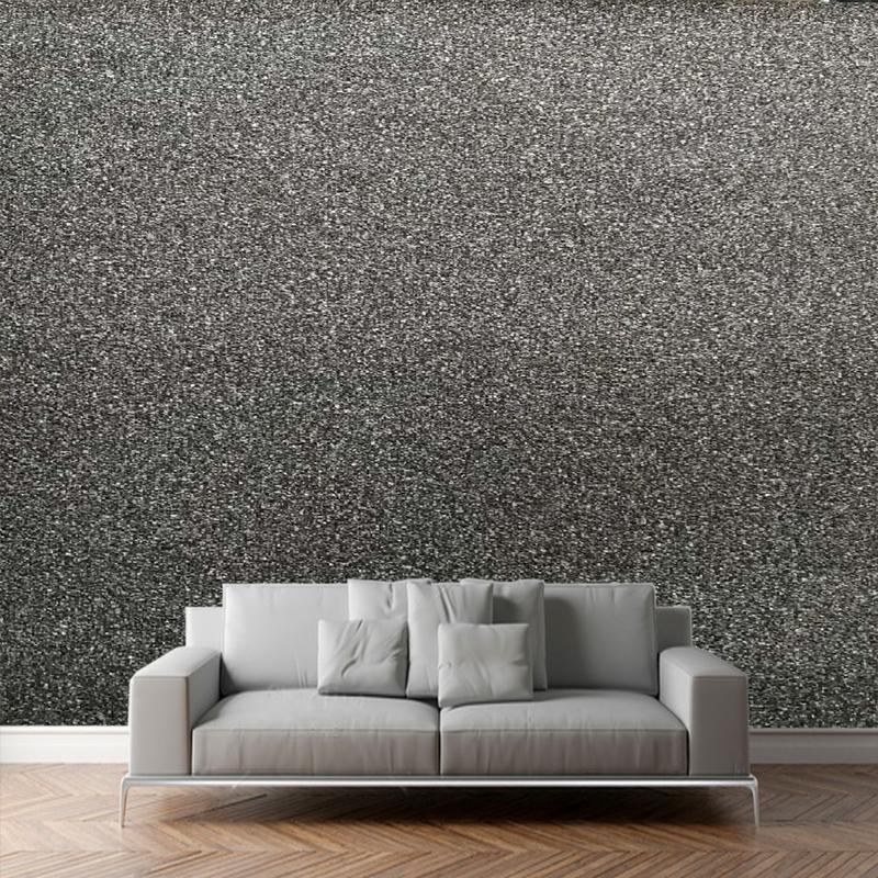 Home Decor High Quality Embossed Texture Washable Dusky Noise Vinyl Wallpaper Art Wall Sticker