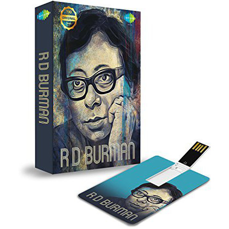 Music Card: R D Burman 320 Kbps Mp3 Audio