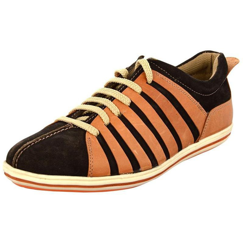 New Pure Leather Men Casual Leather Fashion Shoes