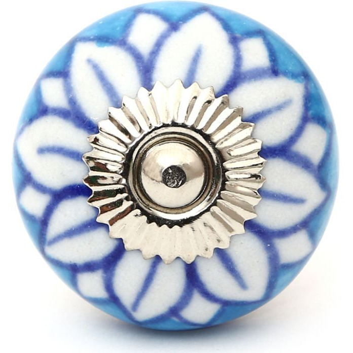 Ceramic Knobs for Cabinet pulls Cupboards Drawer Pulls