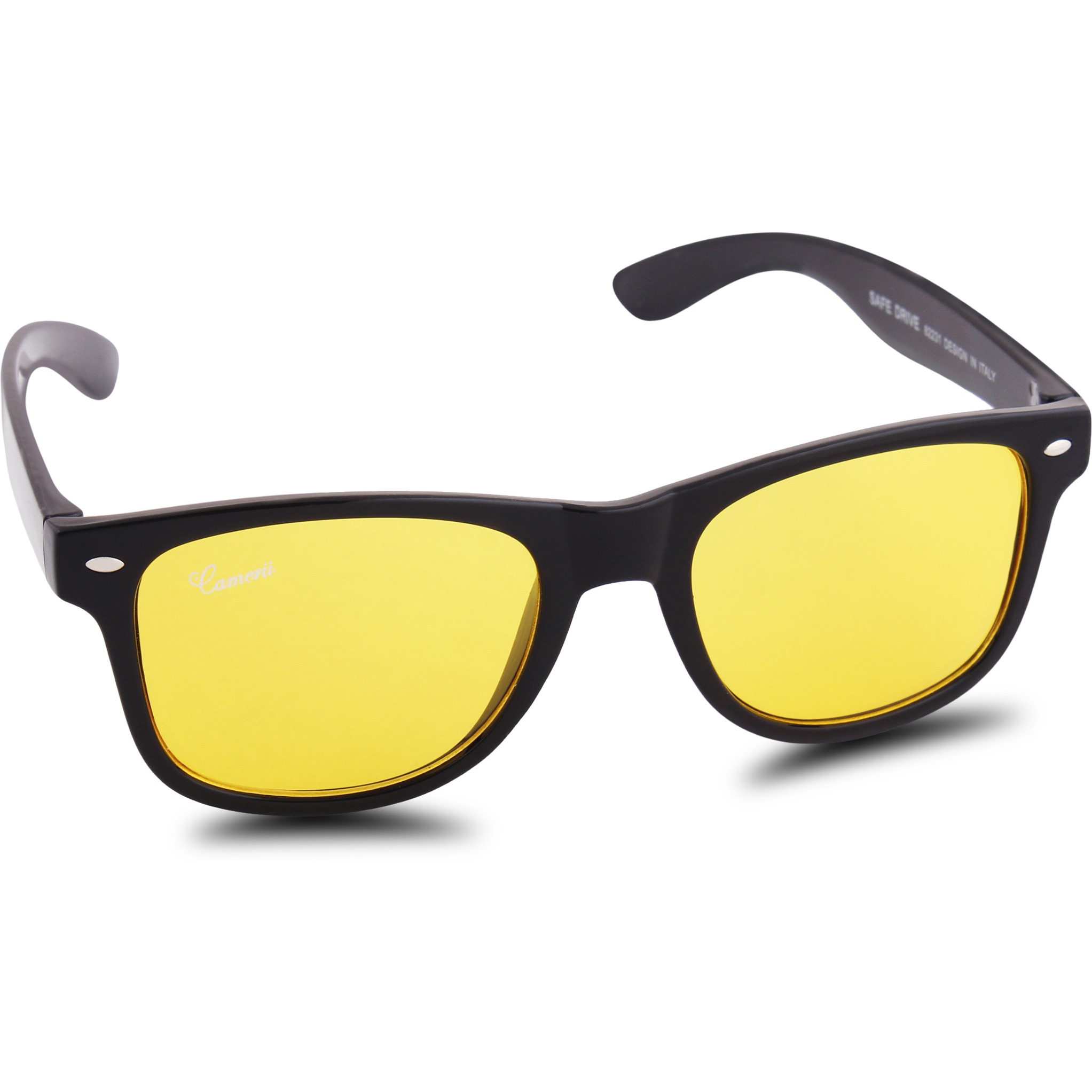 470874d426 Buy Online Camerii Glossy Yellow Oval Sunglasses from USA - Zifiti.com -  Page