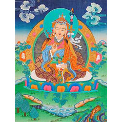 Padmasambhava: The Great Tibetan Buddhist Wizard