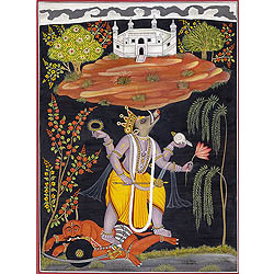 Varaha Avatar of Lord Vishnu