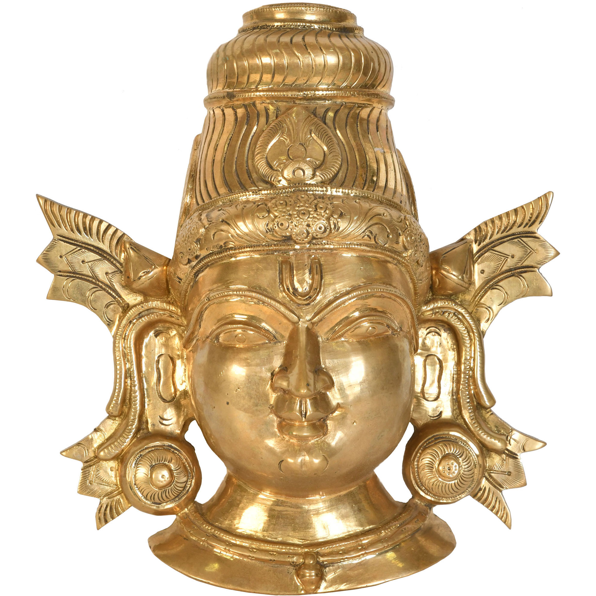 Wall Hanging Devi Mask