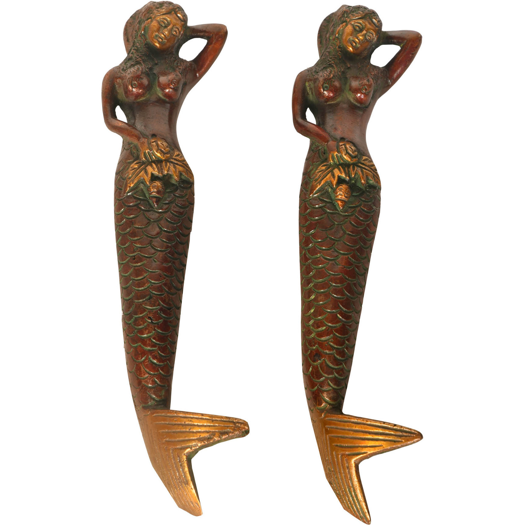 Mermaid Door Handles