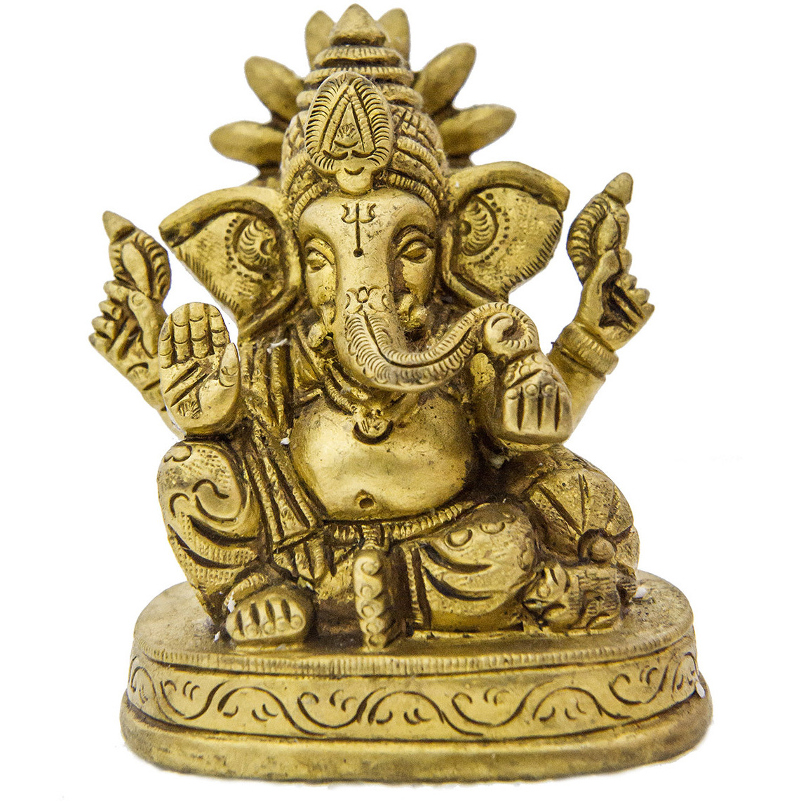Lord Ganesha (Small Statue)