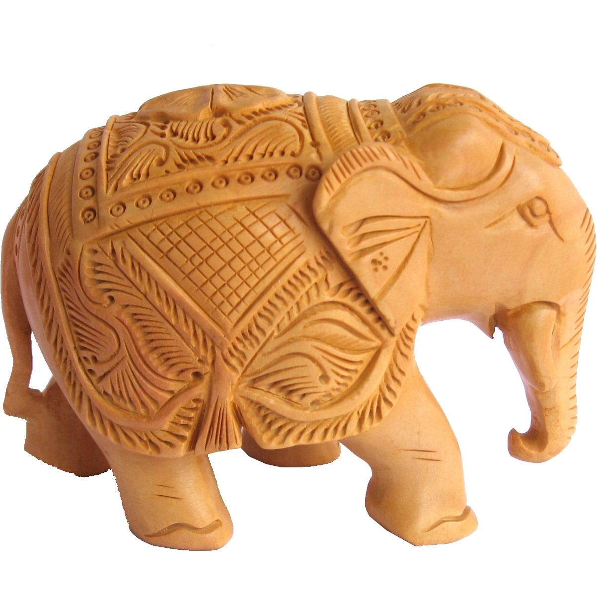 Buy Online Wooden Elephant Statue Carved Sculpture Handmade Figurine from  USA - Zifiti.com - Page