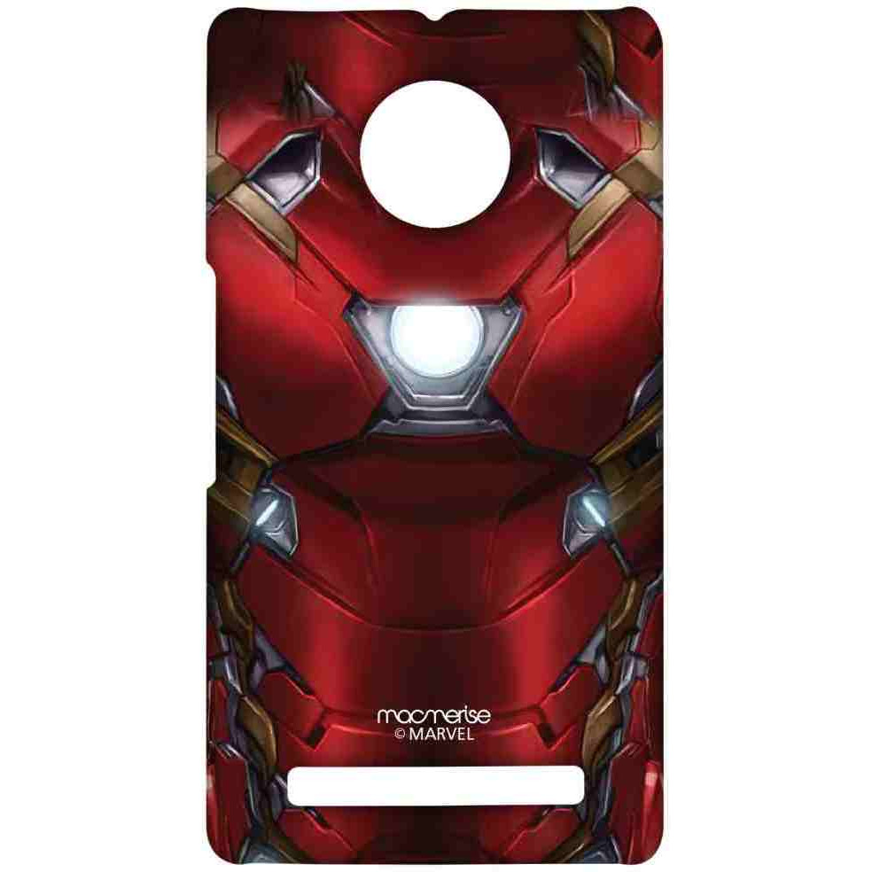 Suit up Ironman - Sublime Case for Yu Yuphoria