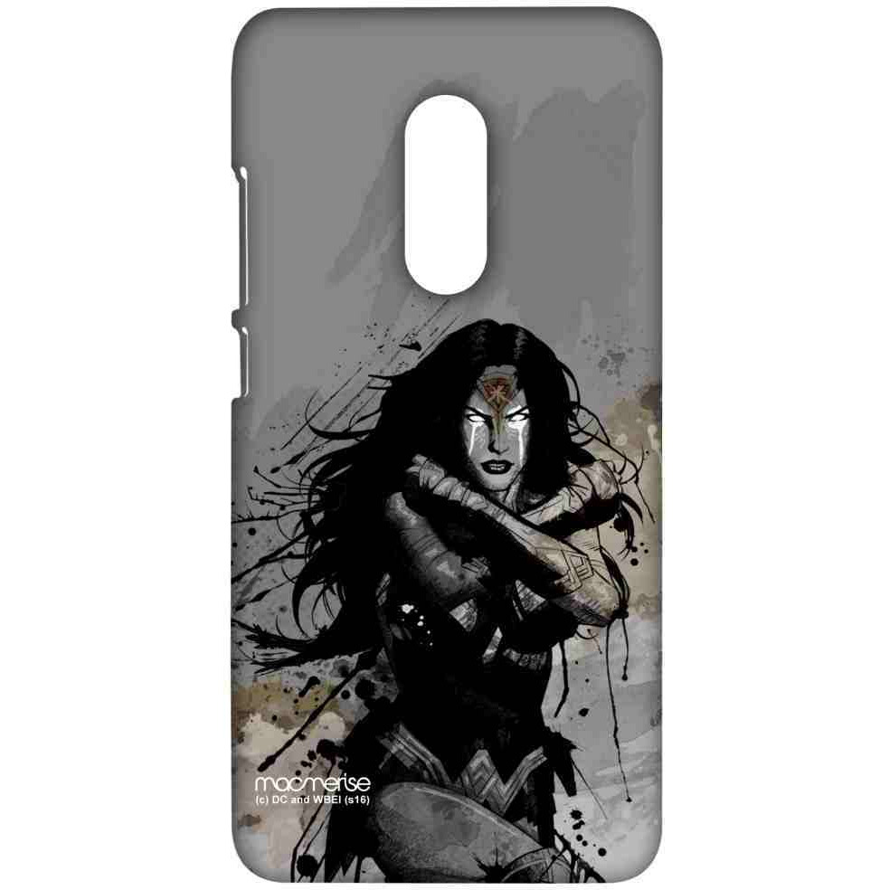 Sketched Wonder Woman - Sublime Case for Xiaomi Redmi Note 4