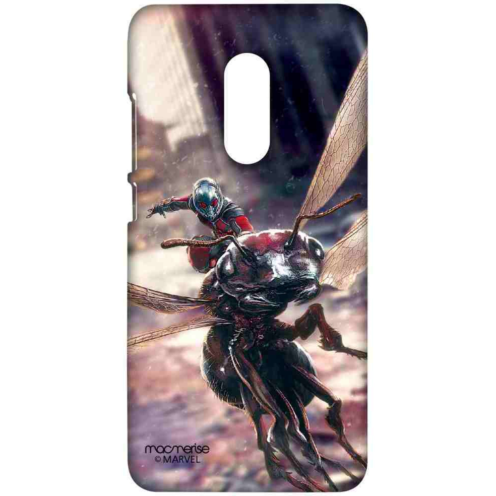 Antman Crusade - Sublime Case for Xiaomi Redmi Note 4