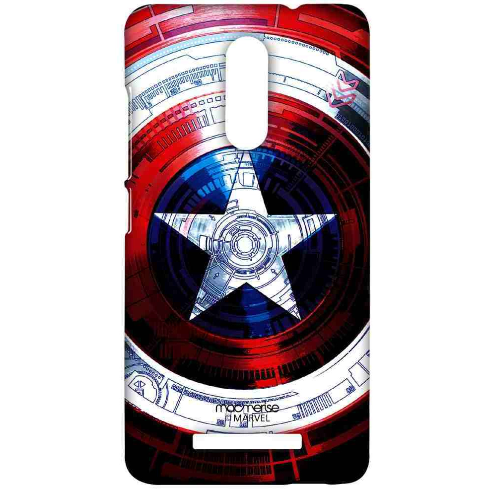 Captains Shield Decoded - Sublime Case for Xiaomi Redmi Note 3