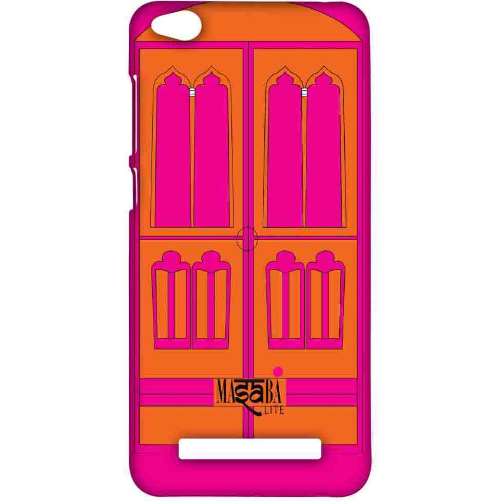 Masaba Pink Door - Sublime Case for Xiaomi Redmi 4A