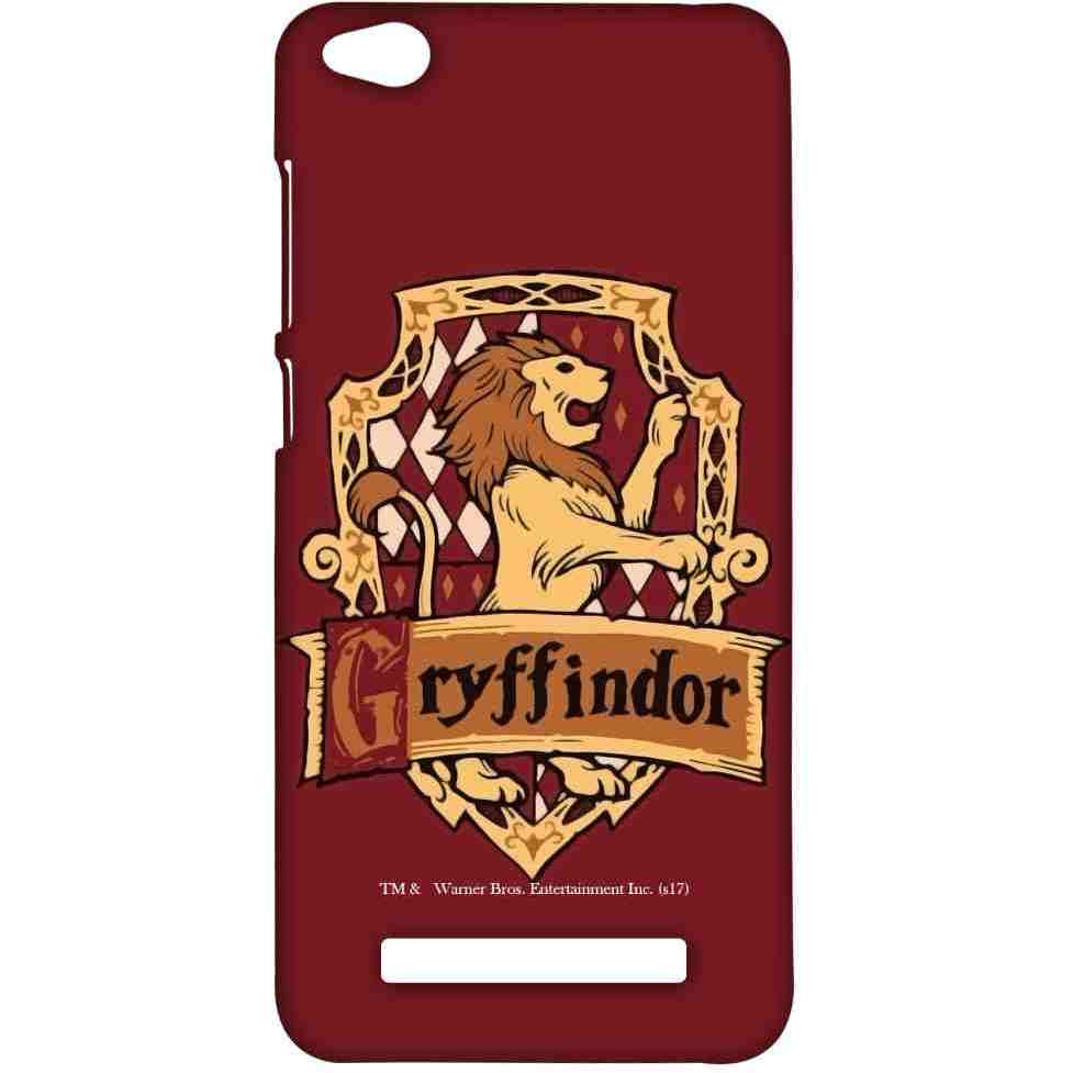 Crest Gryffindor - Sublime Case for Xiaomi Redmi 4A