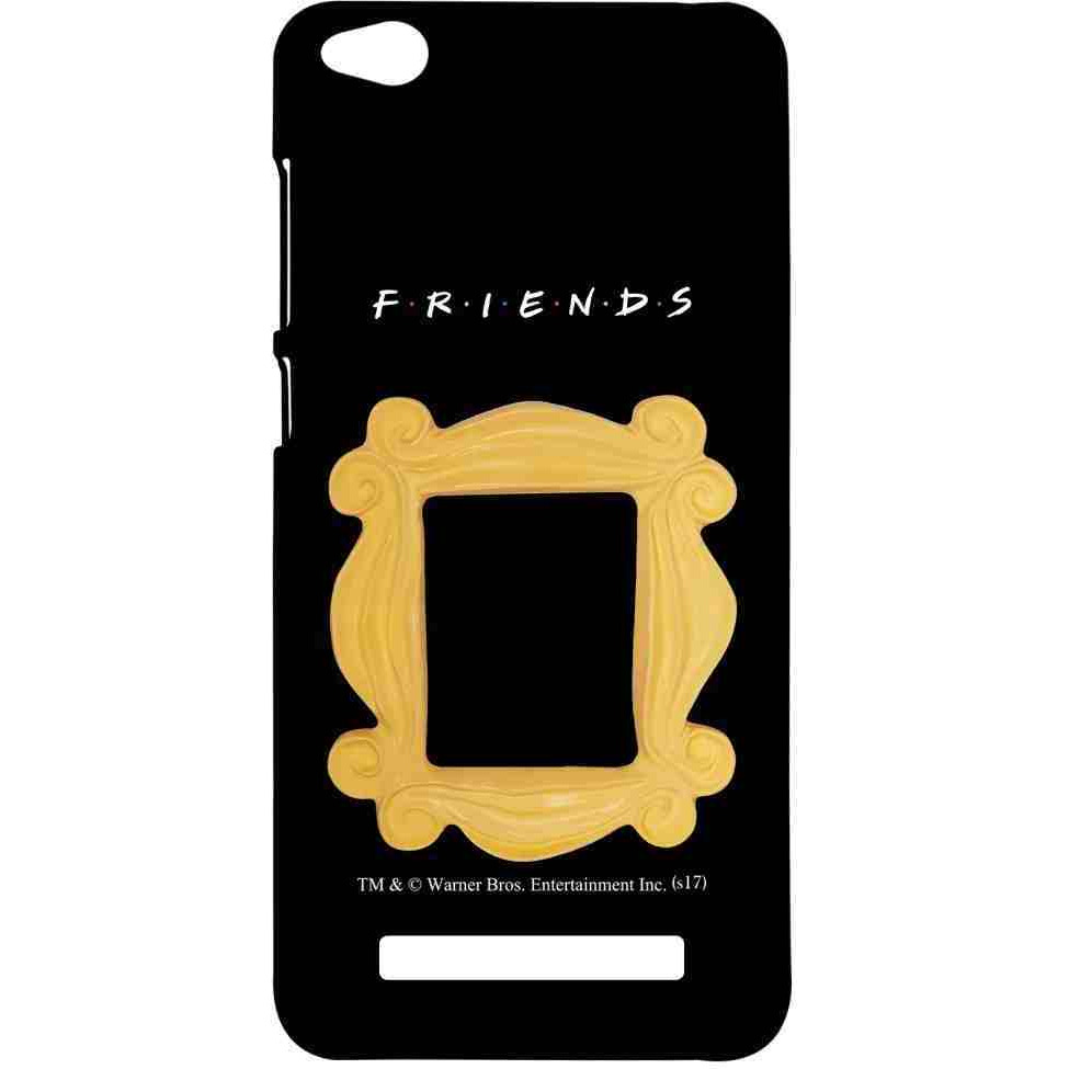 Friend Frame Black - Sublime Case for Xiaomi Redmi 4A