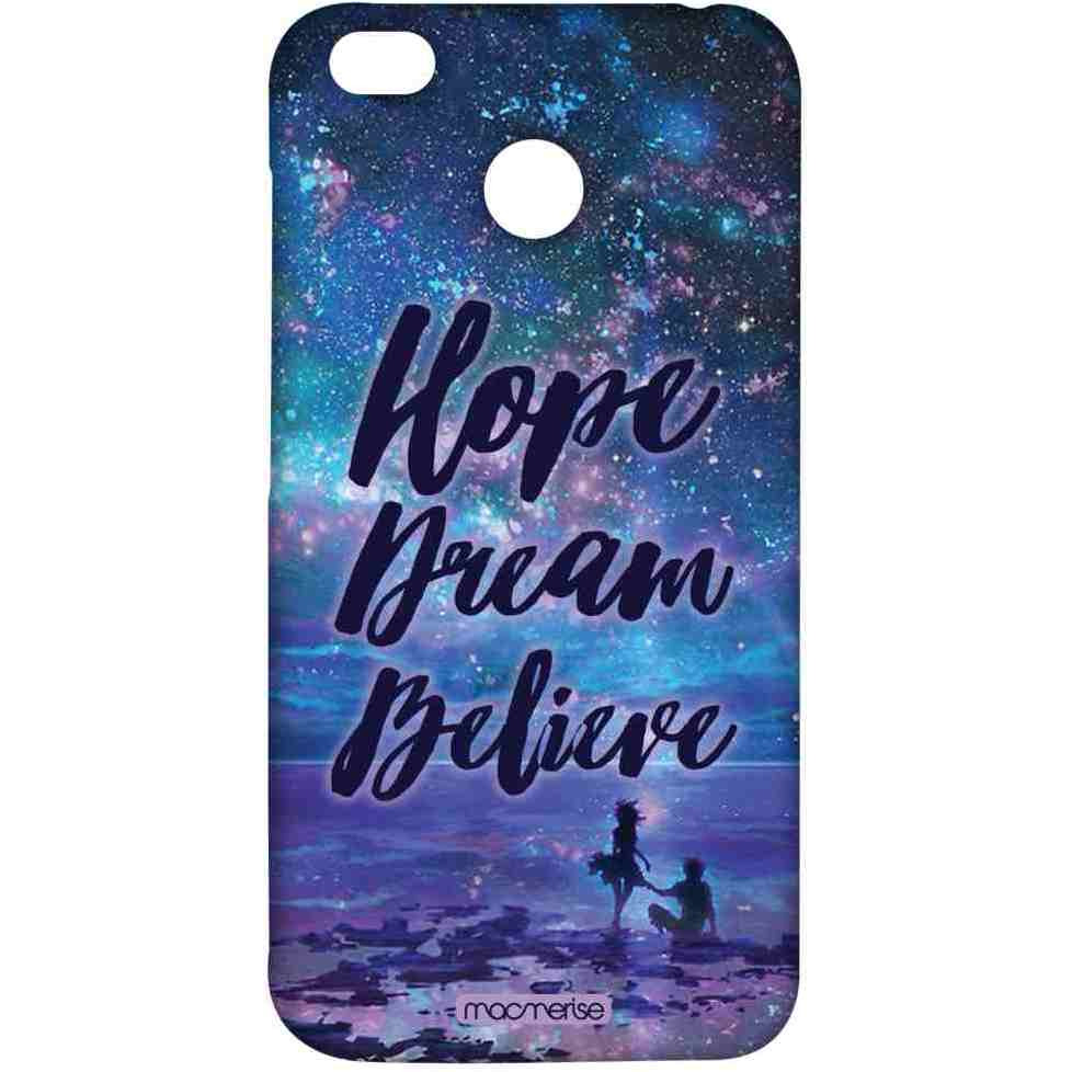 Hope Dream Believe - Sublime Case for Xiaomi Redmi 4