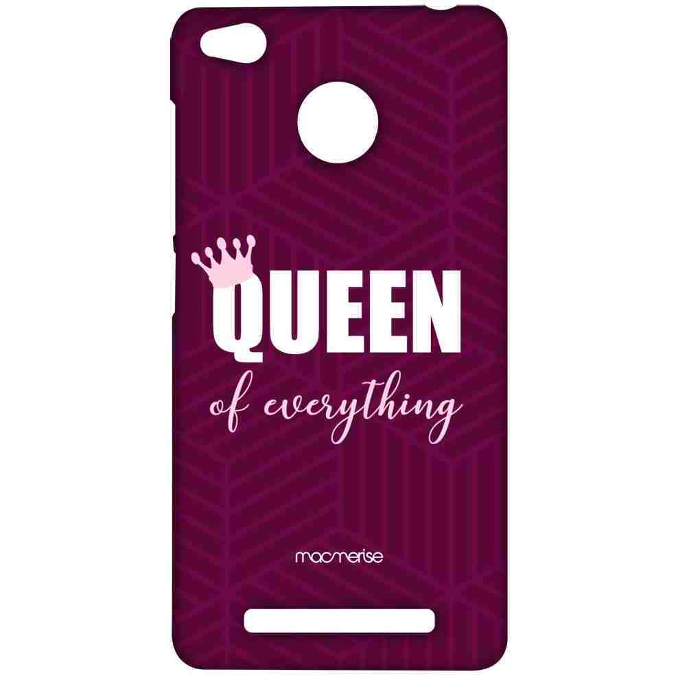 Queen of Everything - Sublime Case for Xiaomi Redmi 3S Prime