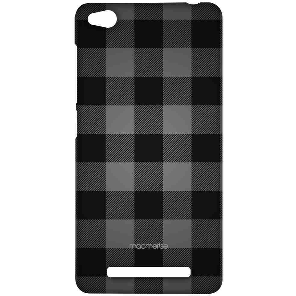Checkmate Black - Sublime Case for Xiaomi Redmi 3S
