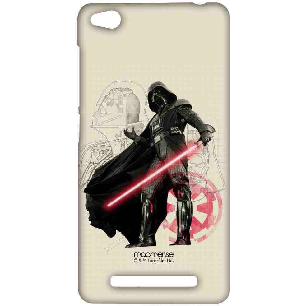 Vader Sketch - Sublime Case for Xiaomi Redmi 3S