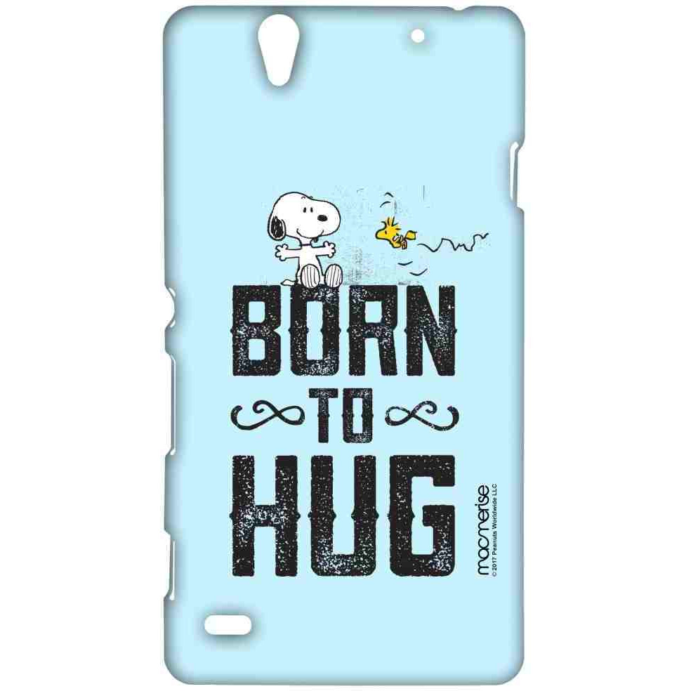 Born to Hug  - Sublime Case for Sony Xperia C4