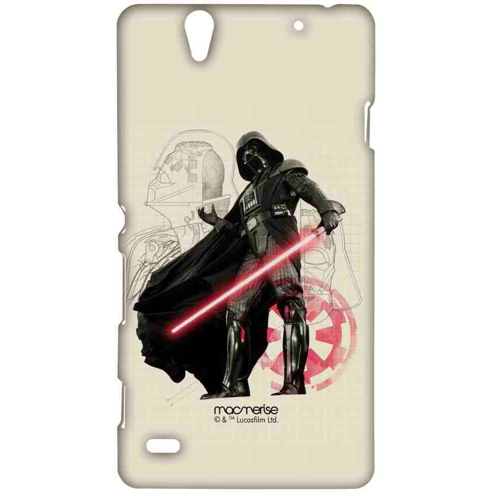 Vader Sketch - Sublime Case for Sony Xperia C4
