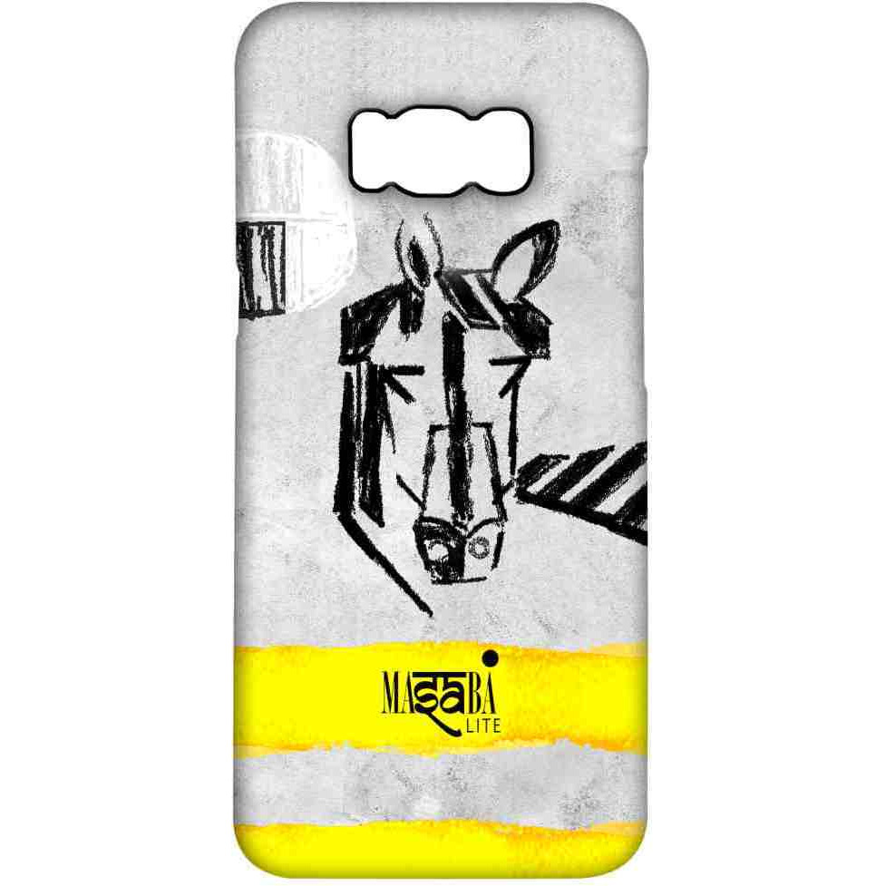 Masaba Yellow Horse - Pro Case for Samsung S8 Plus