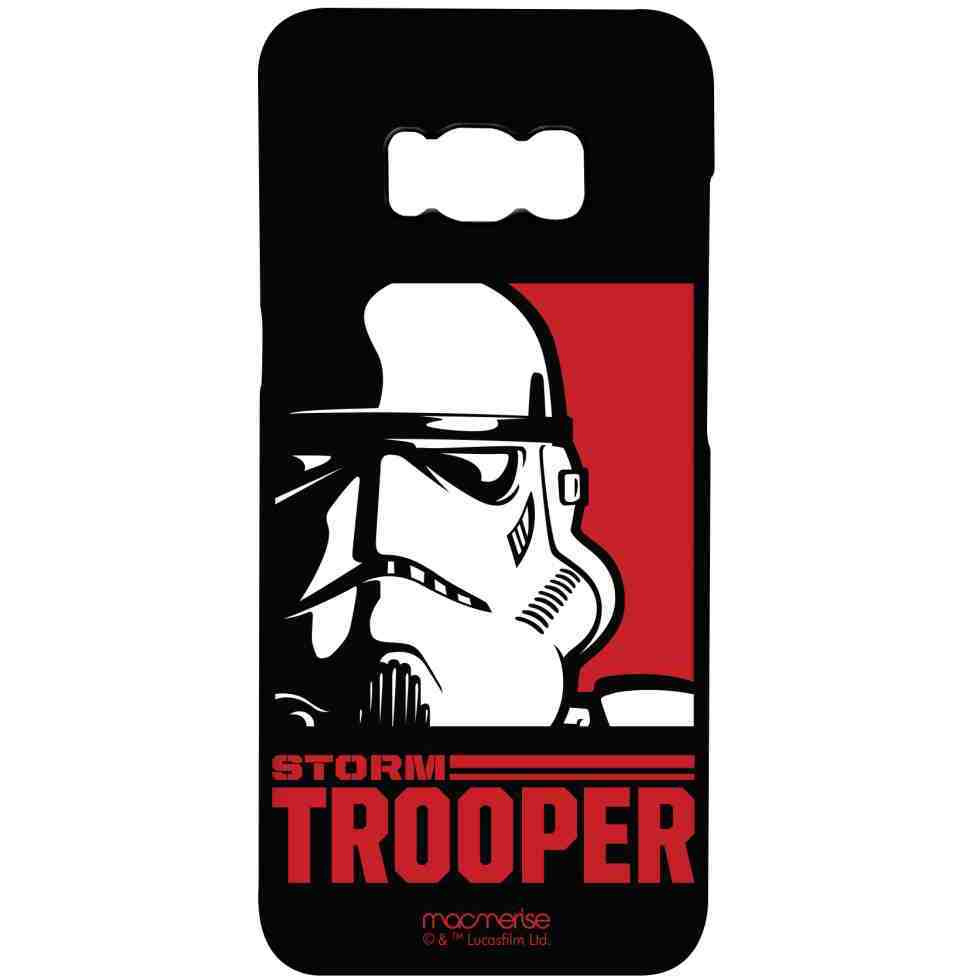 Iconic Storm Trooper - Pro Case for Samsung S8