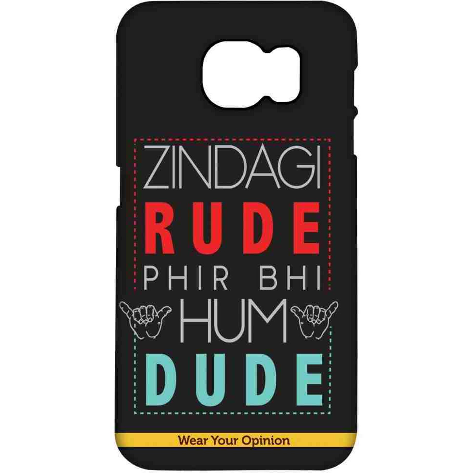 Zindagi Rude - Pro Case for Samsung S7 Edge