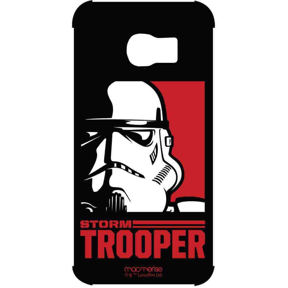 Iconic Storm Trooper - Pro Case for Samsung S6 Edge