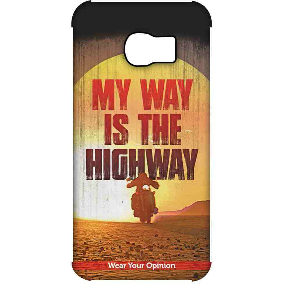Highway - Pro Case for Samsung S6 Edge