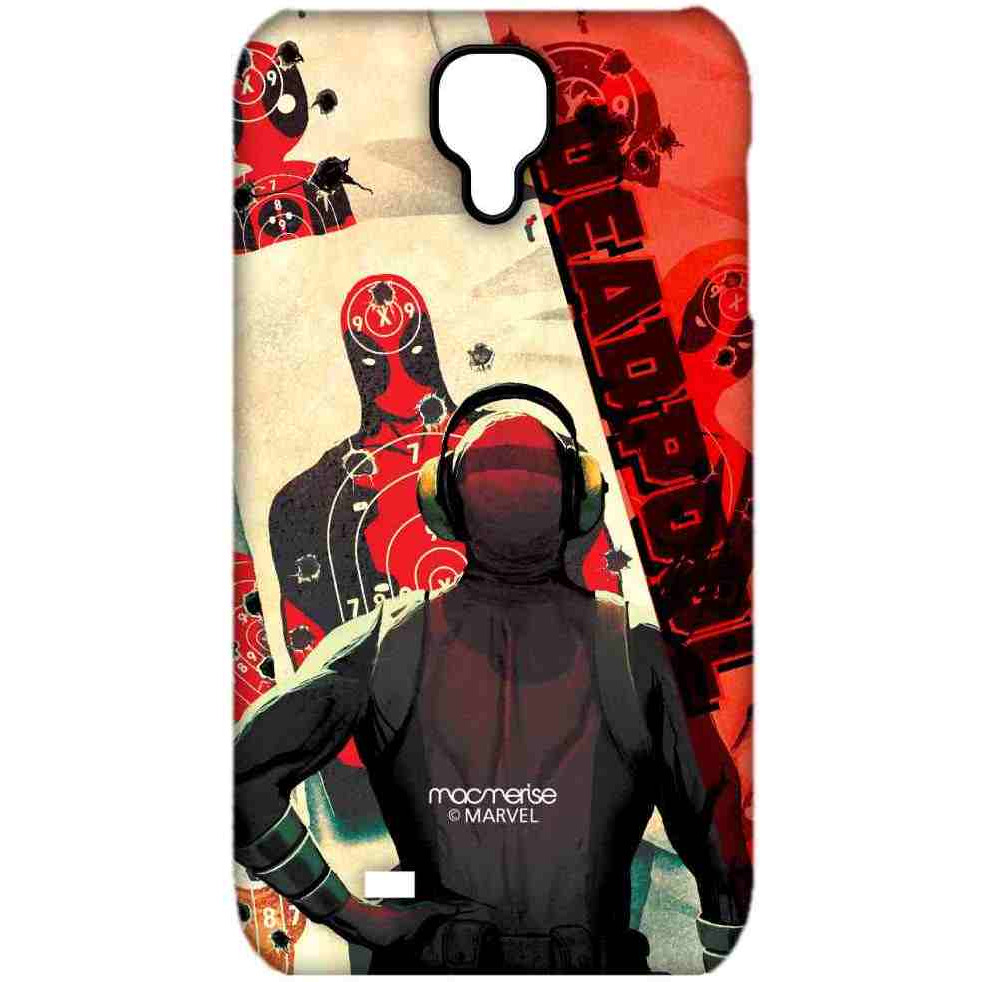 Target Deadpool - Sublime Case for Samsung S4