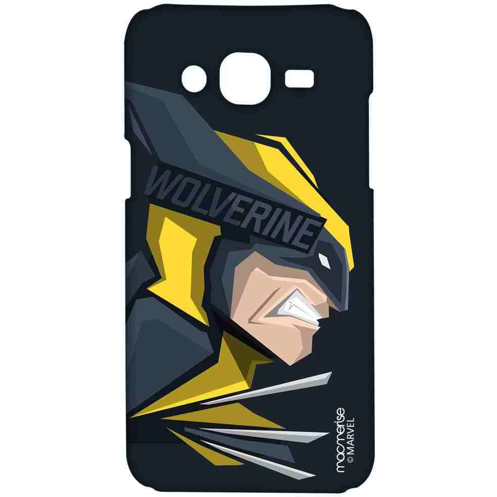 Dont Mess with Wolverine - Sublime Case for Samsung On7 Pro