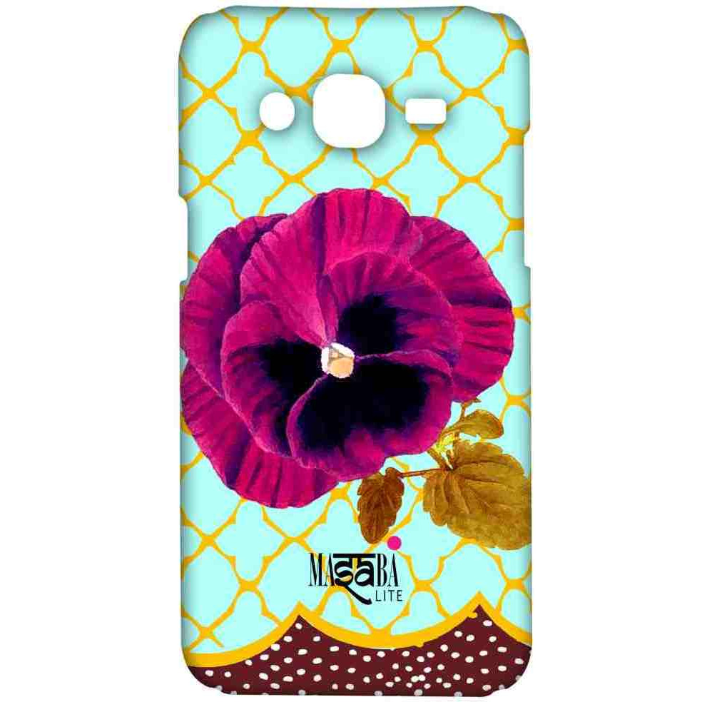 Masaba Pink Flower - Sublime Case for Samsung On7