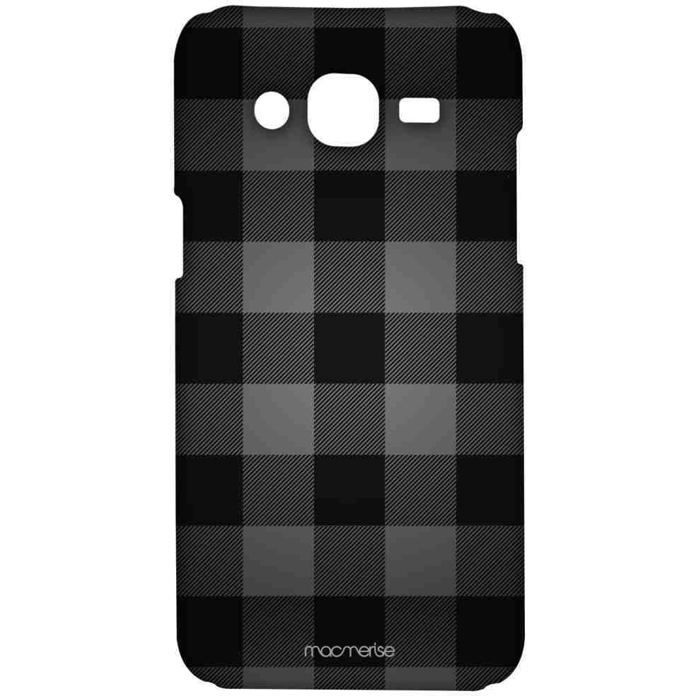 Checkmate Black - Sublime Case for Samsung On5 Pro