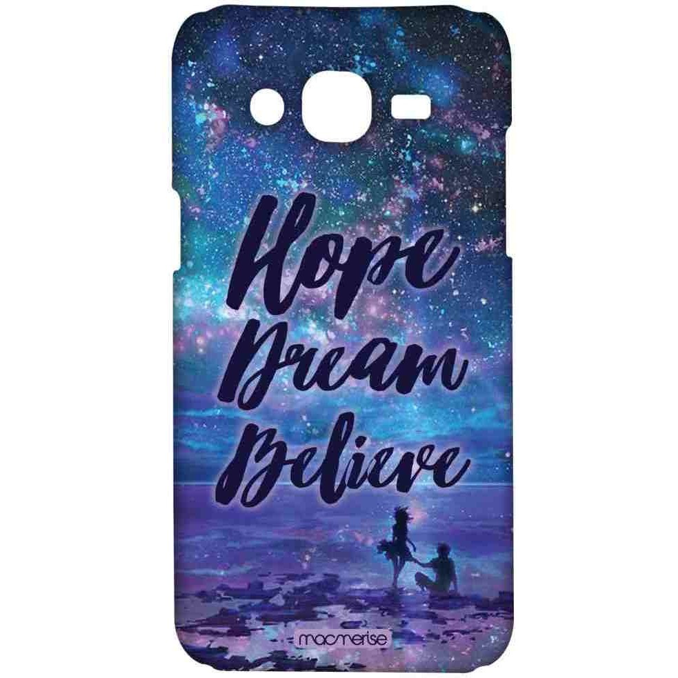 Hope Dream Believe - Sublime Case for Samsung On5 Pro