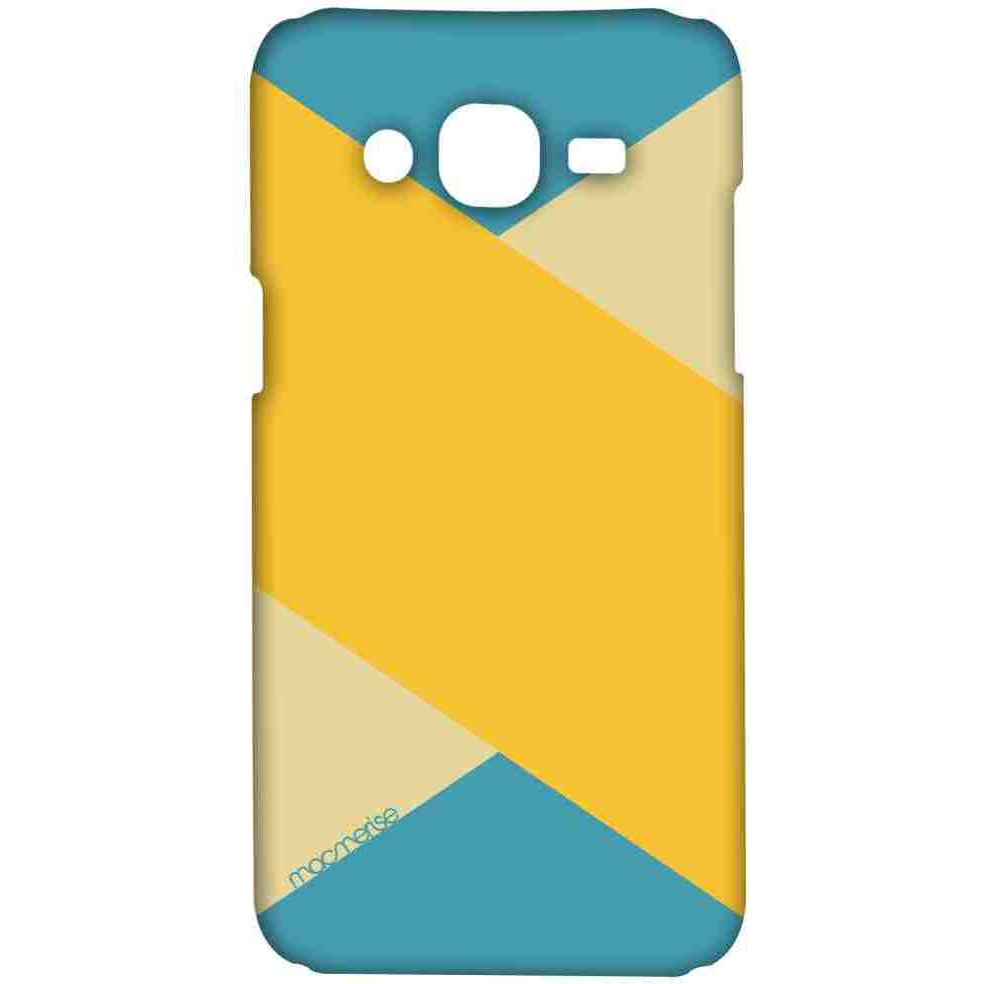Mustard Stripes - Sublime Case for Samsung On5 Pro
