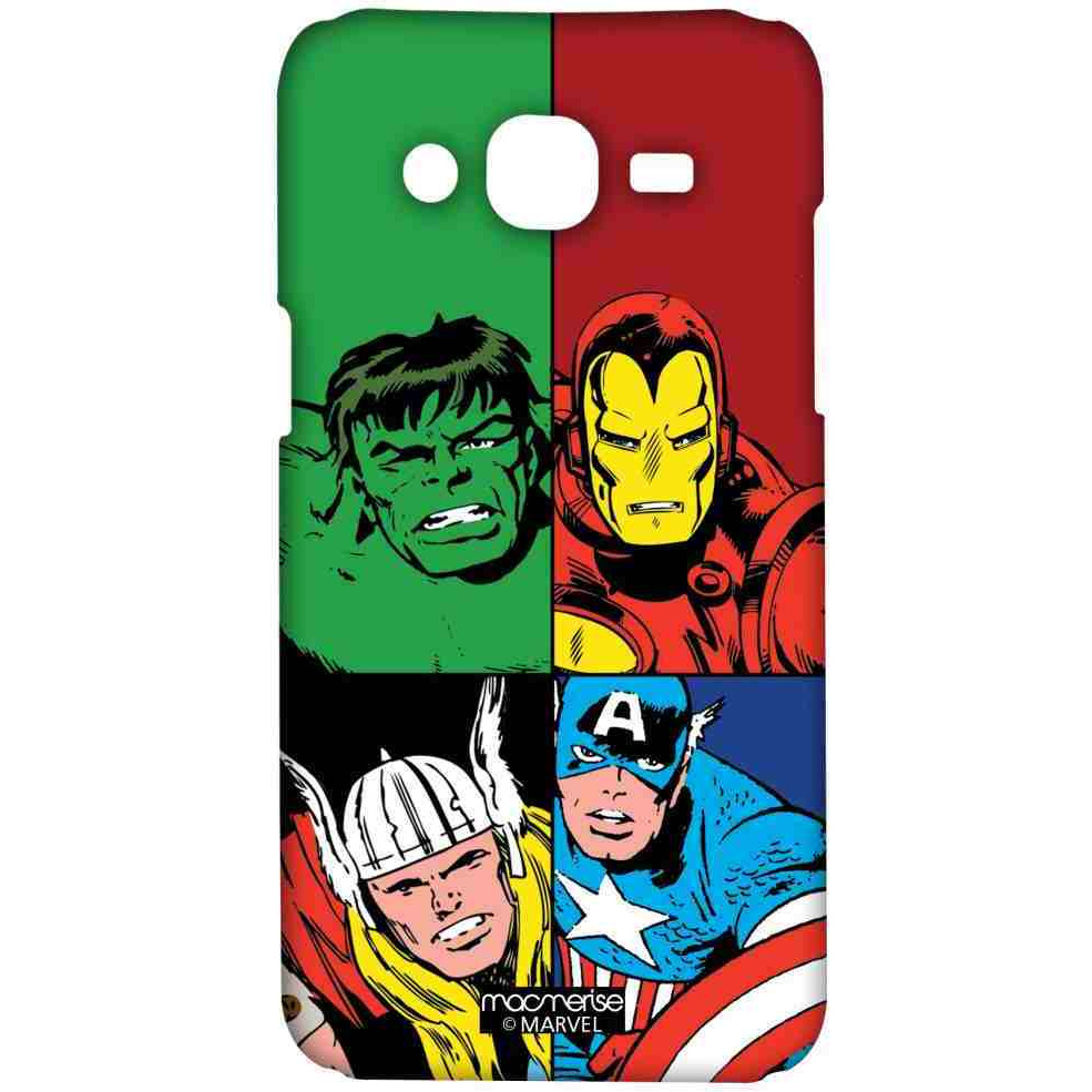 Mighty Avengers - Sublime Case for Samsung On5