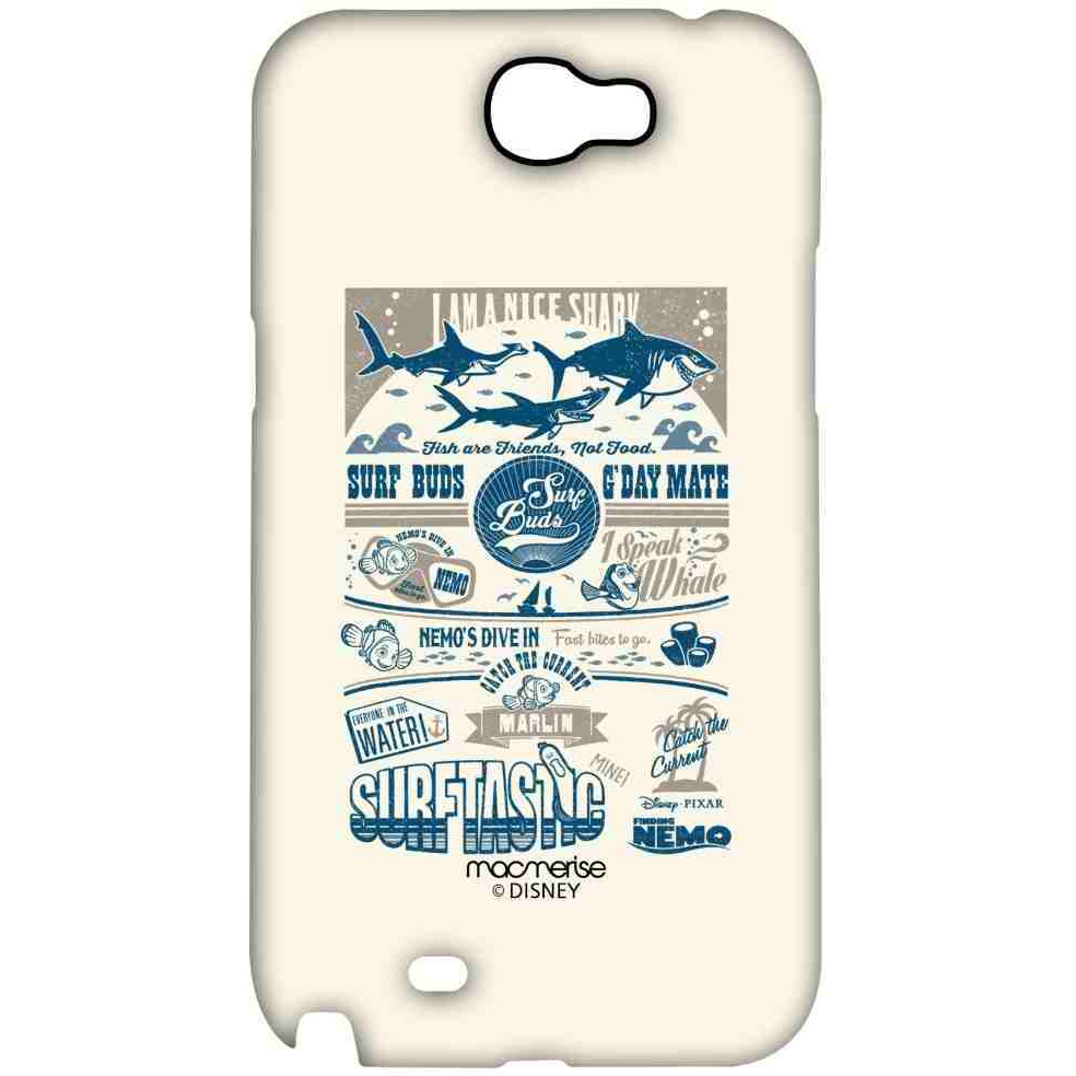 Surfbuds - Sublime Case for Samsung Note 2
