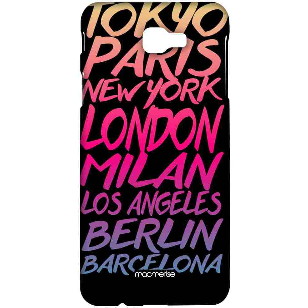 Fashion Cities - Sublime Case for Samsung J7 Prime