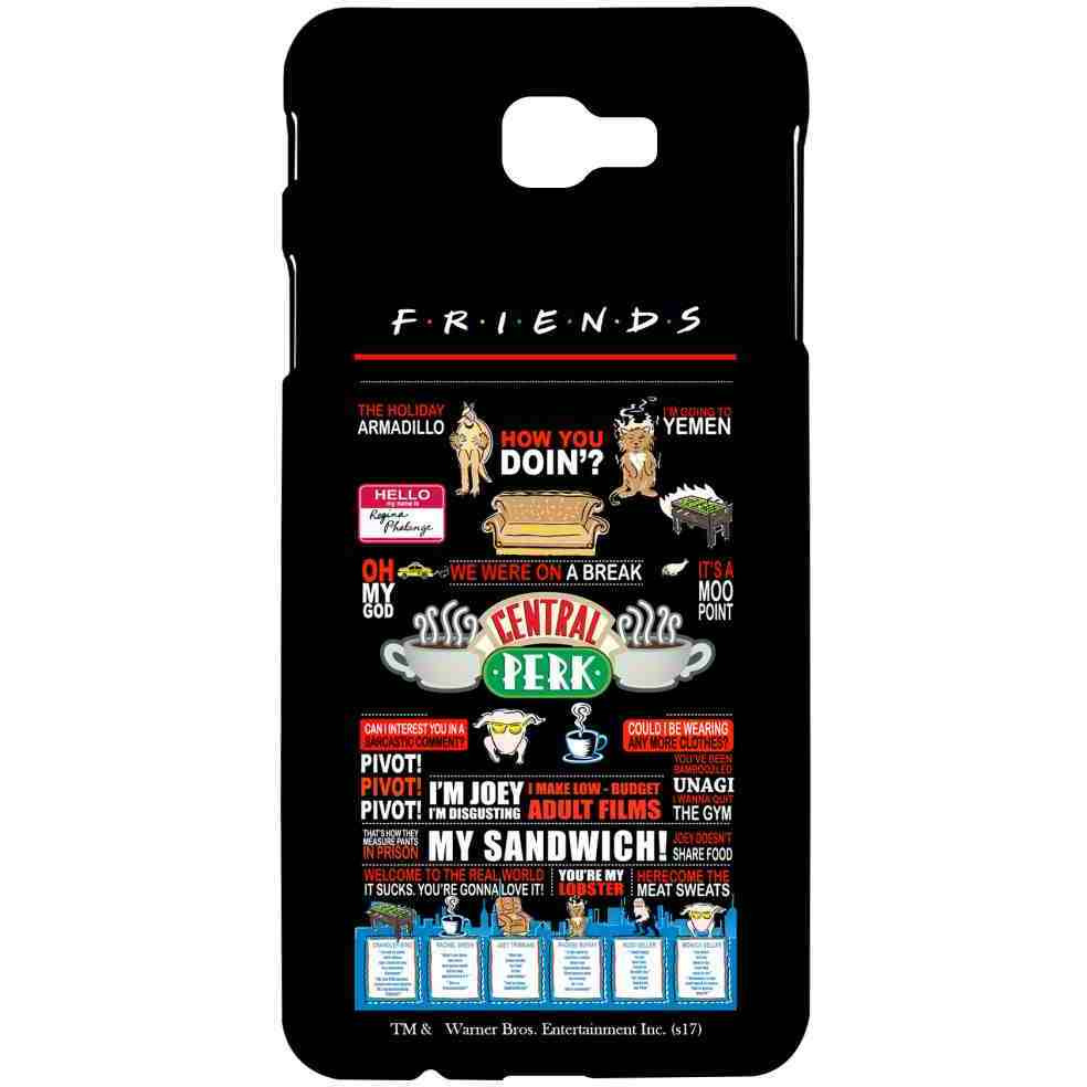 Friends Favorites - Sublime Case for Samsung J7 Prime