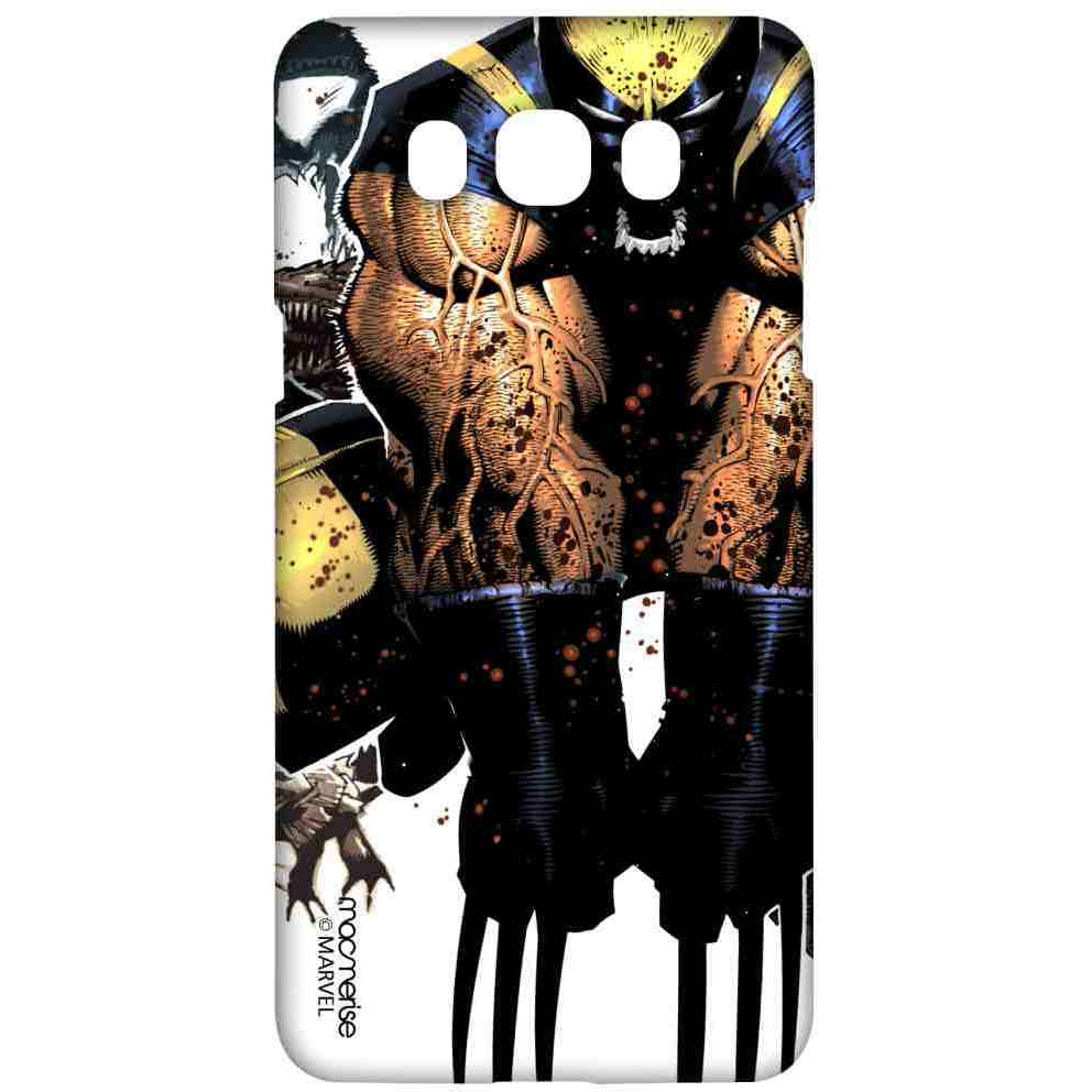 Wounded Wolverine - Sublime Case for Samsung J7 (2016)