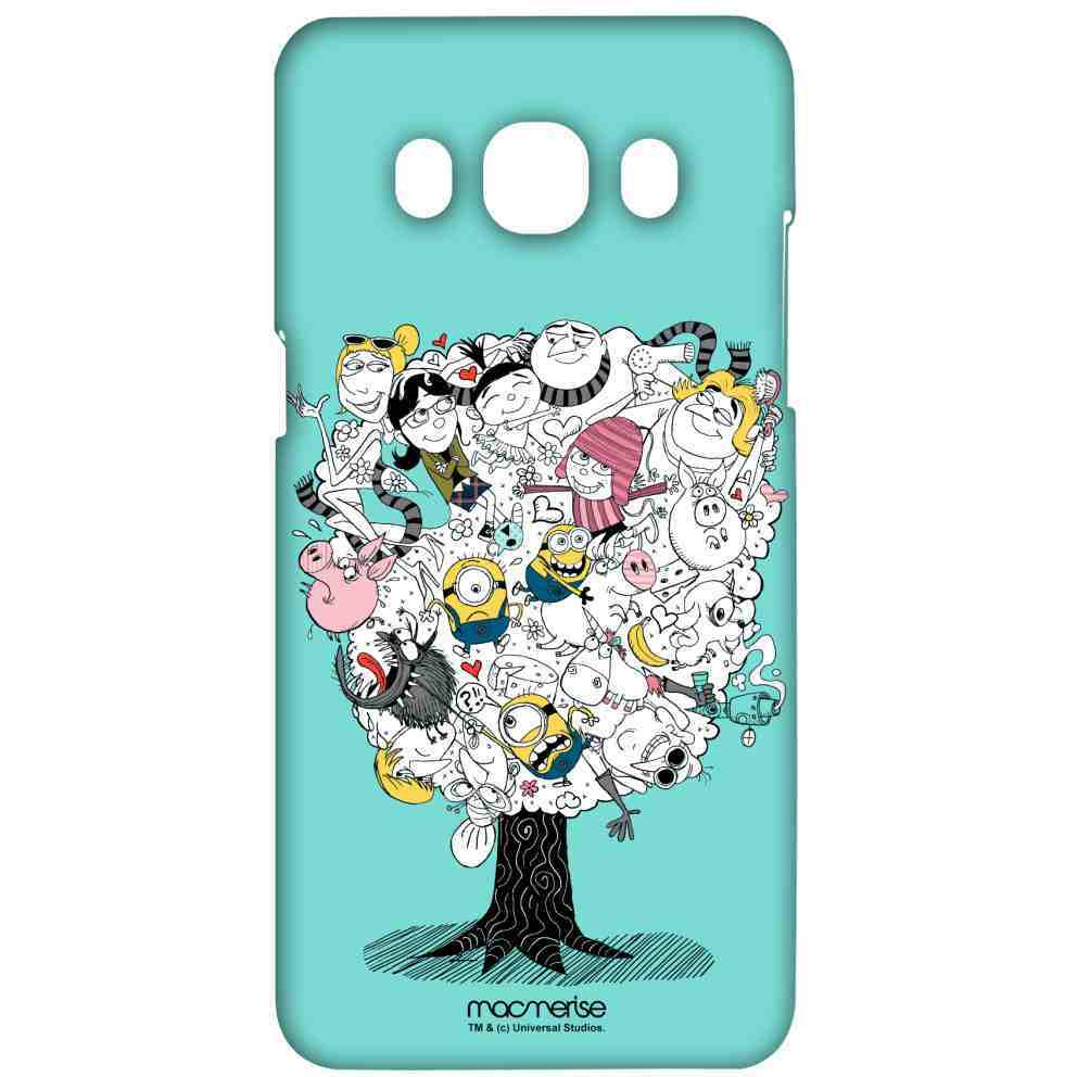 Grus Family Tree - Sublime Case for Samsung J5 (2016)