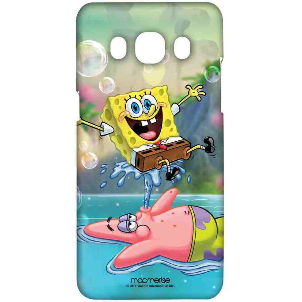 Sponge and Patrick - Sublime Case for Samsung J5 (2016)
