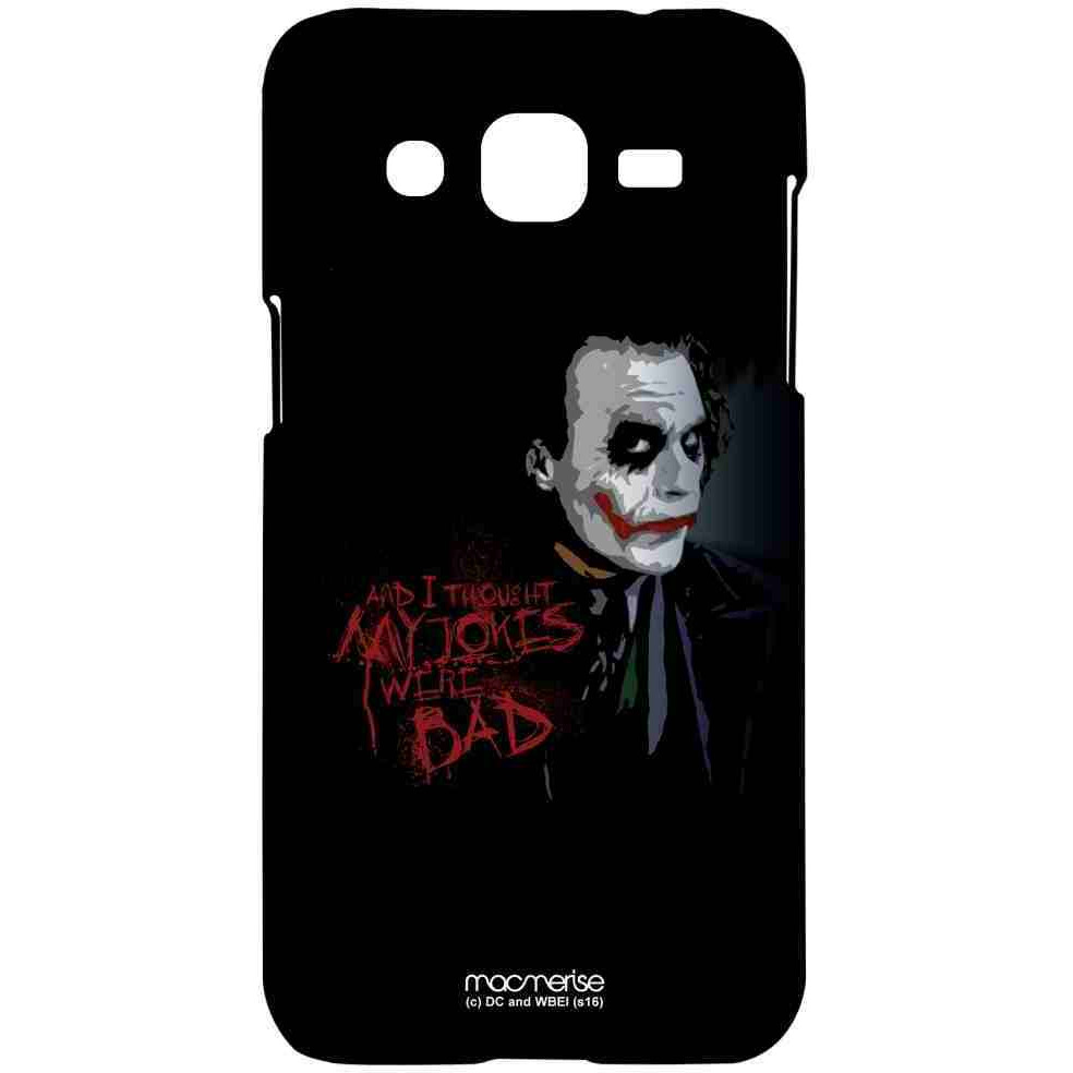 Jokers Sarcasm - Sublime Case for Samsung J2