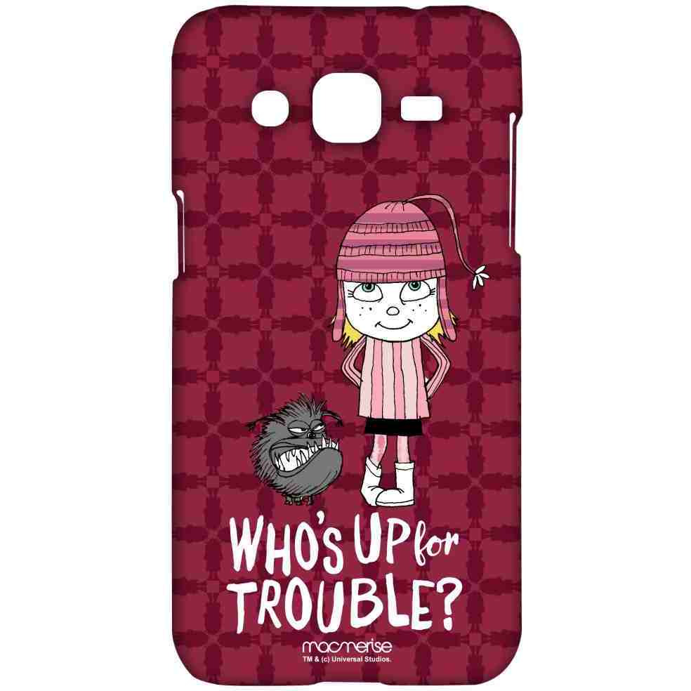 Troublesome Edith - Sublime Case for Samsung J2